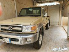 للبيع شاص تويوتا 2016 سعودي مخزن ( 26 km)