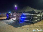 مخيم للايجار بالثمامه خصومات الويكند عندنا بس