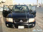 سيارة باجيرو للبيع الرياض شارع عريجاء