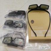 نظارات 3D TV Samsung