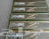 2 رام كمبيوتر نوع ddr3 تردد 1600 ميجاهرتز