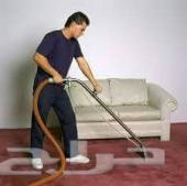 شركة تنظيف منازل كنب موكيت خيم مجالس