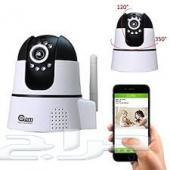 الكاميرا الداخلية لمراقبة المنزل و الأطفال