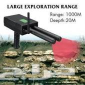 فرصة ثلاثة اجهزة لكشف الذهب والمعادن بالرياض