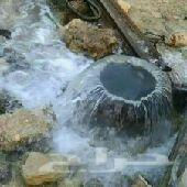 كشف مياه ابار ارتوازيه في منطقة الباحة وتهامة