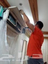 تنظيف مكيفات اسبليت غسيل مكيفات نظافة مكيفات