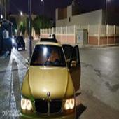 BMW 2007 مخزن ممشى قليل