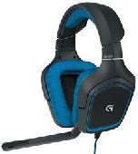 سماعات العاب محيطية لوجيتك GamingHeadset G430