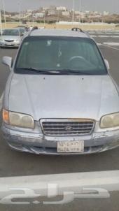 بيع سياره هونداي تراجيت