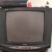 دولاب وتلفزيون للبيع الخرج الريان