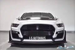 صدام موستنق GT 500 شلبي 2020