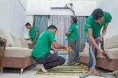 خدمات تنظيف عامه -الرياض -الخرج