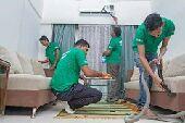 شركة تنظيف وعزل اسطح وخزانات ومسابح