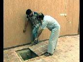 شركة تنظيف تعقيم عزل الخزانات الكشف عن التسري