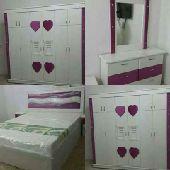 غرف نوم جديده مع التوصيل والتركيب بسعر مناسب