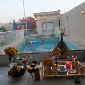 مجمع شاليهات تنال الرياض حي الرمال للأجار الي