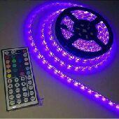 شريط ليد LED كهرباء او USB