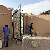 شركة تنظيف فلل شقق خزانات مجالس رش مبيد