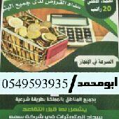 ابومحمد للخدمات البنكية والمتعثرات 0549593935