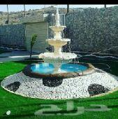 الرياض - تنسيق حدائق للفلل