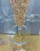 مطليات بالذهب الفضه حسب الطلب