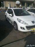 للبيع بيجو 207 2012
