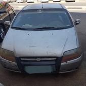 Chevrolet Aevo