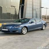 للبيع لكزس LS 600 h موديل 2010 ( سعودي )