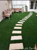 عشب صناعي وعشب طبيعي توريد وتركيب جده مكة