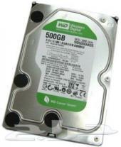هارديسك 500 WD GB