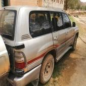جيب 2004 ديزل في اليمن مجمرك