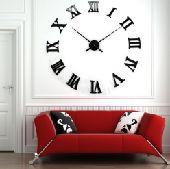 ساعات ثري دي للحائط