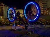 انواع LED لكفرات السيارات والدبابات والسيكل