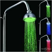 الشور المضئ Led shower