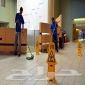 شركة تنظيف شقق منازل فلل بيوت نظافة سجاد وموك