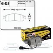 فحمات سيراميك Hawk Performance ل F150