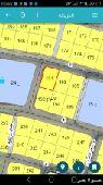 للبيع ارض بمخطط121الرمال مساحة532م زاوية مكتم