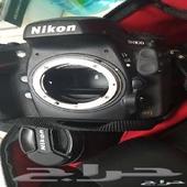 نيكون كاميرا احترافية