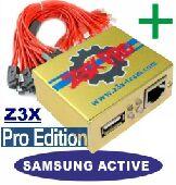 Z3x بوكس لأجهزة السامسونج برمجة إصلاح فك قفل