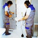 كشف وإصلاح تسريبات المياه تسربات بدون تكسير