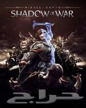 للبيع شريط shadow of war