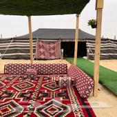 مخيم بالدمام للايجار