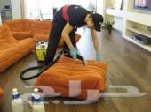 شركة تنظيف شقق خزانات كنب فرشات مكيفات رش مبي