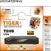 رسيفر tiger t8