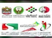 هوية إماراتية براءة ذمة فحص سيارت الإمارات