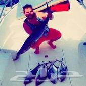 تاجير رحلات الصيد والنزهه والسباحه والحفلات