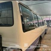 توتوتا كوستر 30راكب مع سائق