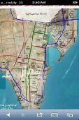 للبيع ارض بمخطط 605 حرف ج 3شوارع 750 متر