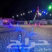 مخيم روابي للايجار