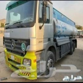 شاحنات نقل ماء للايجار